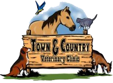 Town & Country Veterinary Clinic logo